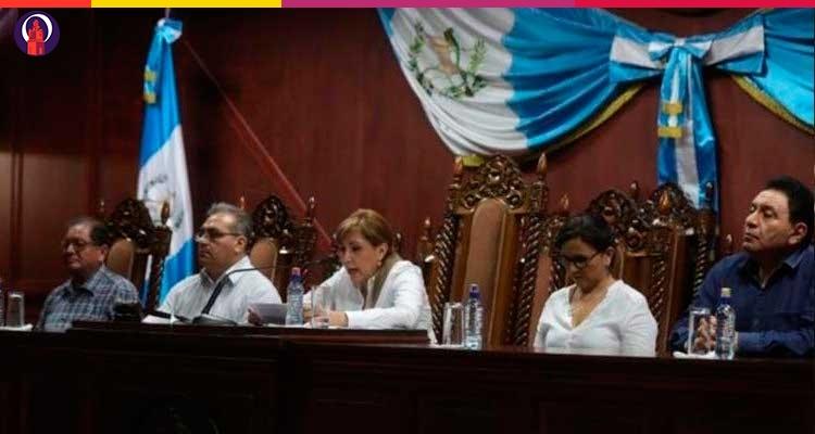 La PGN acciona contra la Corte de Constitucionalidad